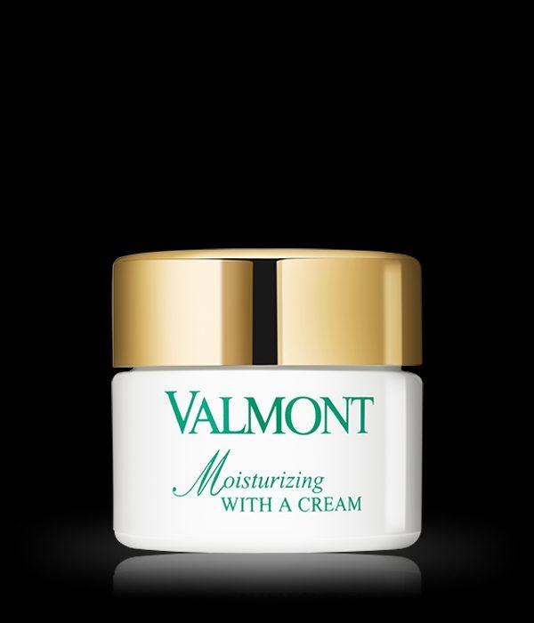 Valmont - Moisturizing with a Cream