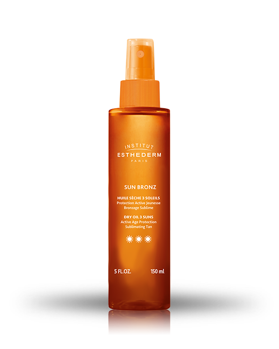 Shop by Purpose - Suncare Dry Oil Strong Sun