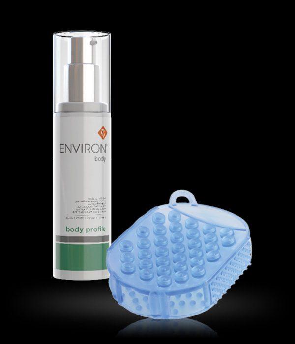 Environ - Body Profile with Massage Glove