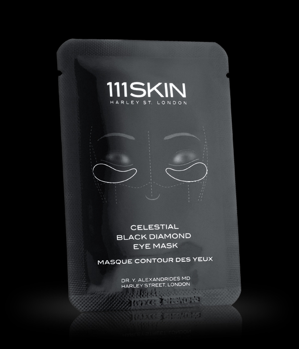 111Skin - Celestial Black Diamond Eye Mask