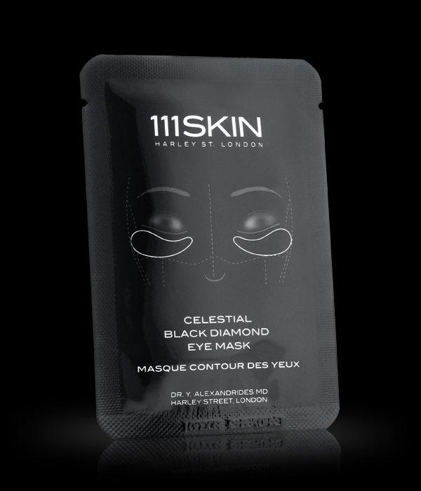 Shop by Products - Celestial Black Diamond Eye Mask