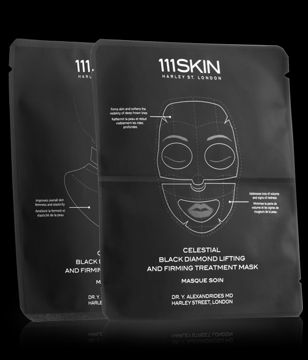 111Skin - Celestial Black Diamond Lifting and Firming Treatment Mask
