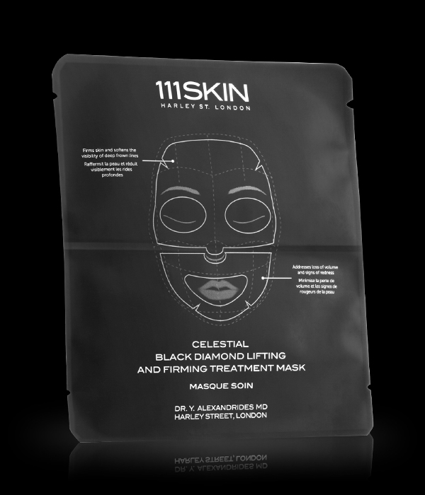 Shop by Purpose - Celestial Black Diamond Lifting and Firming Face Mask