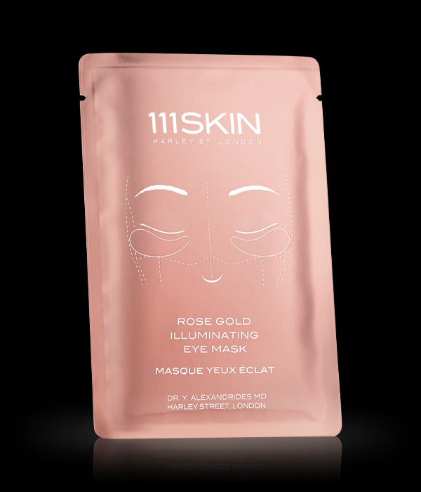 111Skin - Rose Gold Illuminating Eye Mask