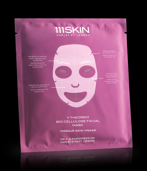 111Skin - Y Theorem Bio Cellulose Facial Mask