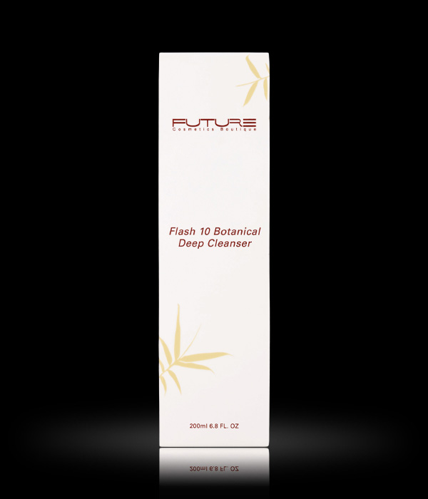 Shop by Products - Flash 10 Botanical Deep Cleanser