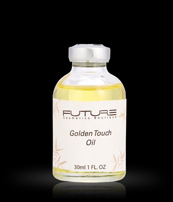 Future Cosmetics - Golden Touch Oil